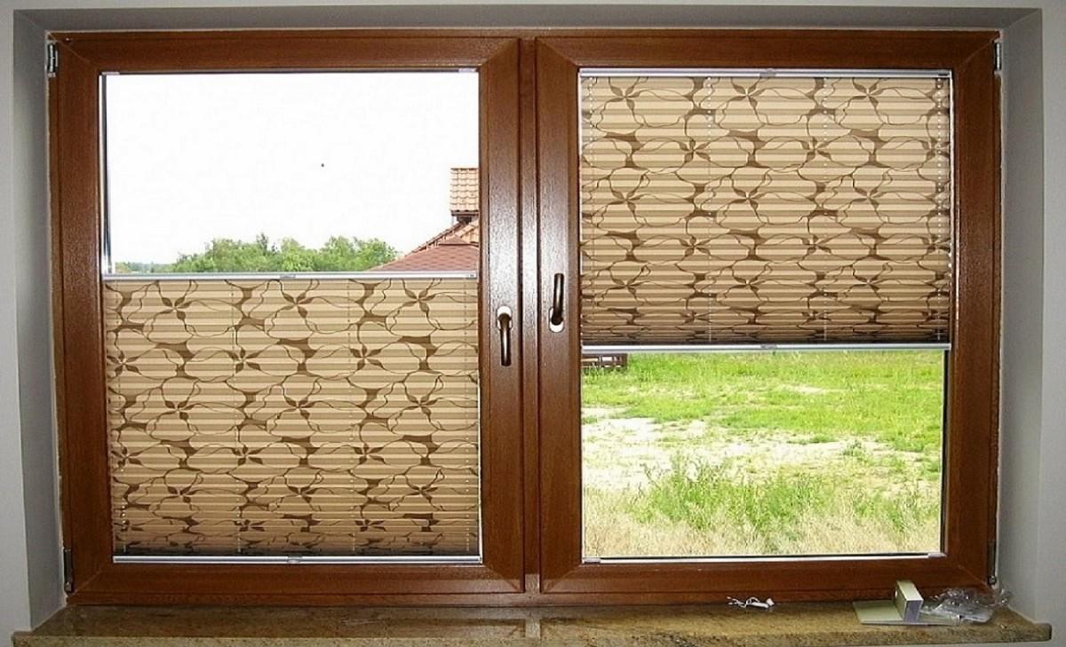 plisa okno